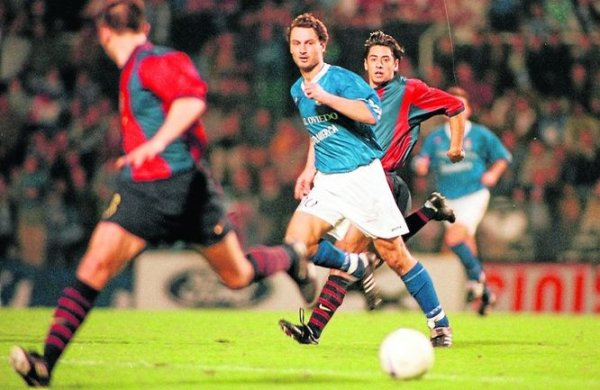 Dubovsky, ex jugador del Oviedo que falleció en extrañas circunstancias