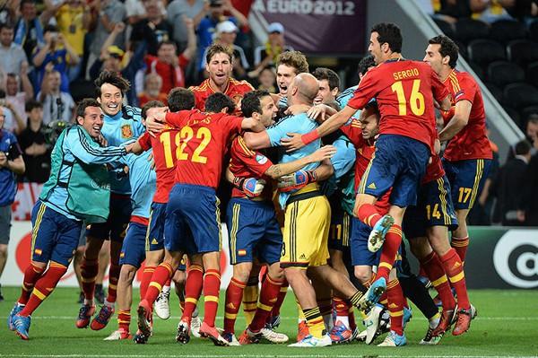 España a la final de la Eurocopa 2012 tras ganar a Portugal