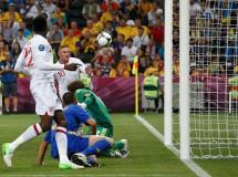 Eurocopa 2012: Inglaterra y Francia, que será el rival de España, completan el cuadro de cuartos de final