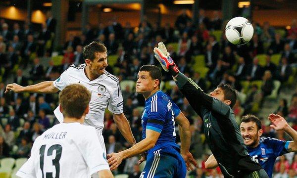 Miroslav Klose sigue siendo un sinónimo de gol con Alemania
