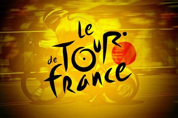 Logo Tour de Francia 2012