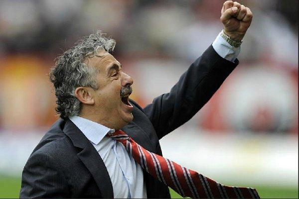 Manolo Preciado, entrenador de fútbol