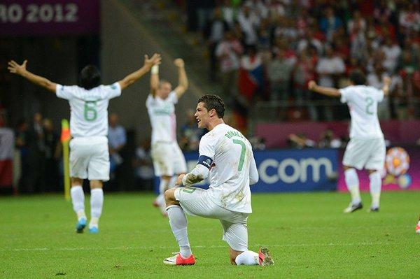 Portugal ha eliminado a la República Checa en cuartos de final