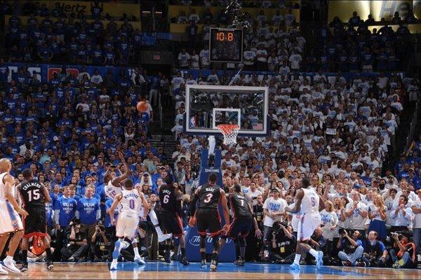 NBA Finals 2012: Miami gana en Oklahoma City y empata la serie
