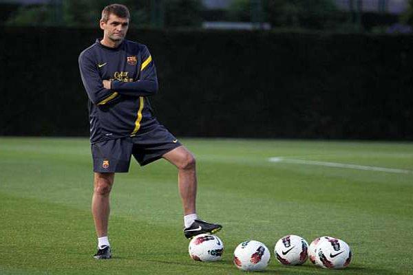 Tito Vilanova será presentado y firmará un contrato con el Barça hasta 2014