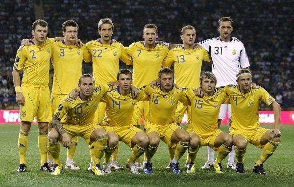 Selección de fútbol de Ucrania