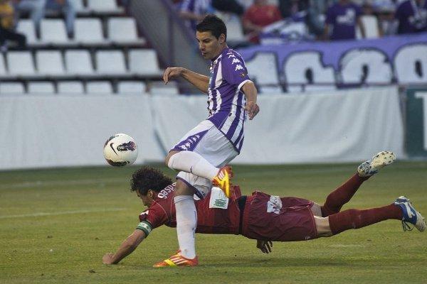 Los goles de Javi Guerra acercan al Valladolid al ascenso