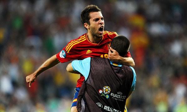 Jordi Alba es el primer fichaje del Barcelona para la temporada 2011/12