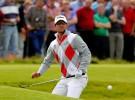 Open Británico Golf 2012: Adam Scott recupera el liderato y aleja a McDowell, Snedeker y Woods