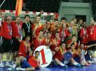 Los juniors de España consiguen el oro en el Europeo de balonmano