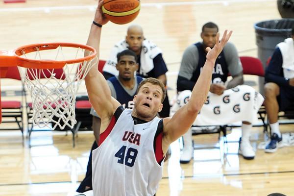 Blake Griffin se perderá los Juegos Olímpicos