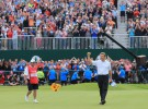 Open Británico Golf 2012: Ernie Els campeón tras el derrumbe final de Adam Scott
