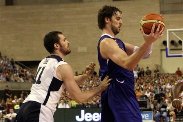 Ruta Selección Española de Baloncesto: USA, en Londres será distinto