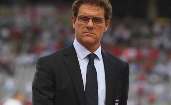 Fabio Capello es el nuevo seleccionador de Rusia