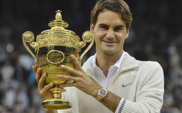 Ranking ATP: Federer supera a Djokovic y Nadal tras Wimbledon y es número 1