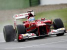 GP de Alemania 2012 de Fórmula 1: Button y Maldonado lideran los lluviosos libres del viernes