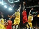 Juegos Olímpicos Londres 2012: segunda victoria en baloncesto ante Australia por 82-70