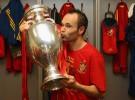 Eurocopa 2012: Andrés Iniesta, MVP del torneo