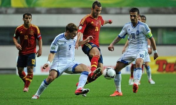 Jesé Rodríguez, mejor jugador del Europeo sub 19