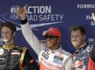 GP de Hungría 2012 de Fórmula 1: Hamilton logra la pole por delante de Grosjean, Alonso es 6º