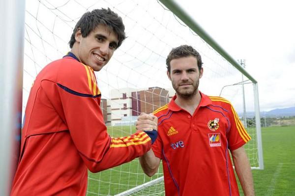 Mata y Javi Martínez pueden jugar los Juegos Olímpicos