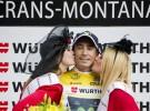 El colombiano Mauricio Soler no continuará en el ciclismo pese a estar recuperado