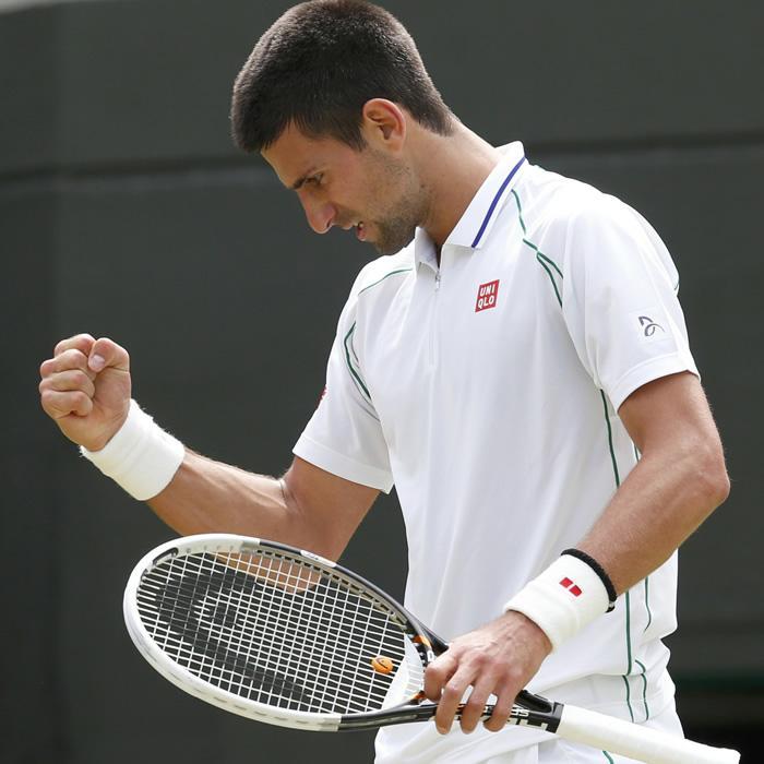 Wimbledon 2012: Djokovic-Federer y Murray-Tsonga serán las semifinales masculinas