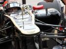 GP Gran Bretaña 2012 de Fórmula 1: Romain Grosjean marca el mejor tiempo en la FP1