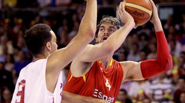 Ruta Selección Española de Baloncesto: España arrolla a Túnez y suma otro triunfo