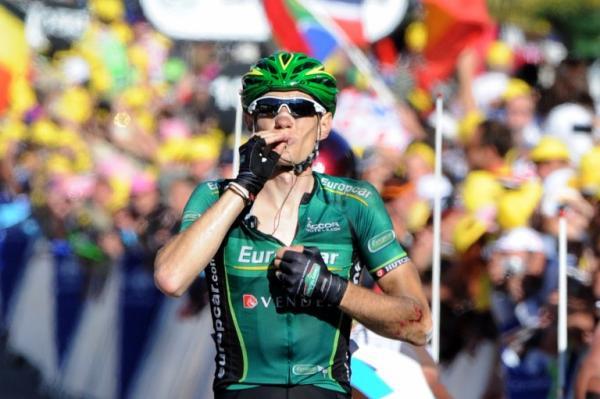 Pierre Rolland vuelve a alcanzar la gloria en el Tour de Francia