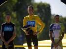 Bradley Wiggins gana el Tour de Francia 2012