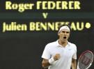 Wimbledon 2012: así queda el cuadro de octavos de final en categoría masculina
