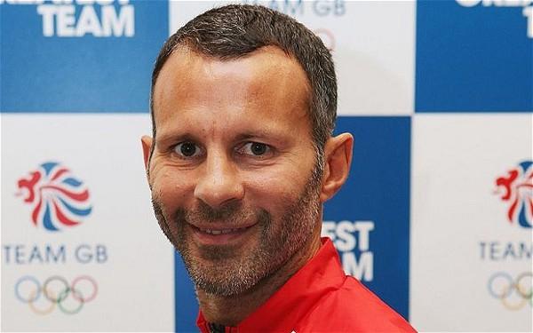Ryan Giggs será el capitán de la selección de Gran Bretaña