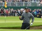 Open Británico Golf 2012: Snedeker lidera, Woods está al acecho y Sergio García no pasa el corte