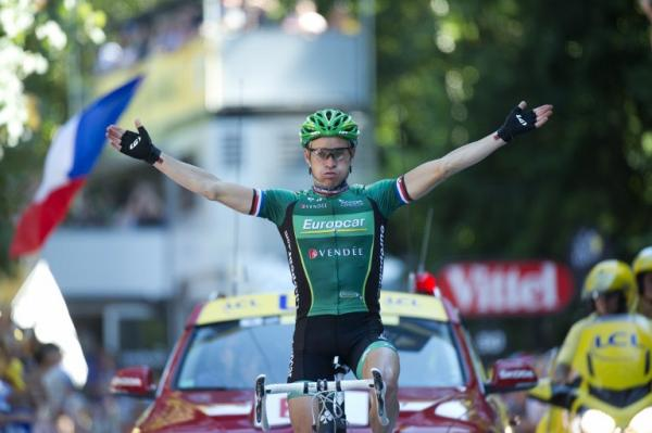 Voeckler gana la decimosexta etapa del Tour 2012