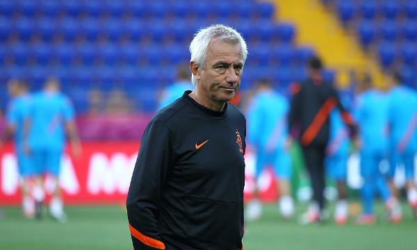 Van Marwijk dejará su cargo al frente de la selección holandesa
