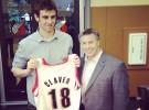 NBA: Víctor Claver jugará en los Portland Trail Blazers