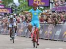 Londres 2012: Vinokourov, campeón olímpico de ciclismo en ruta a los 38 años