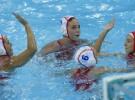 Juegos Olímpicos Londres 2012: los chicos y chicas del waterpolo comienzan con buen pie