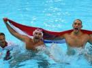 Juegos Olímpicos Londres 2012: Croacia consigue su primer oro en waterpolo