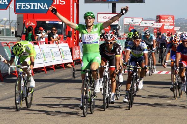 Degenkolb ganó su tercera etapa en el circuito de Motorland