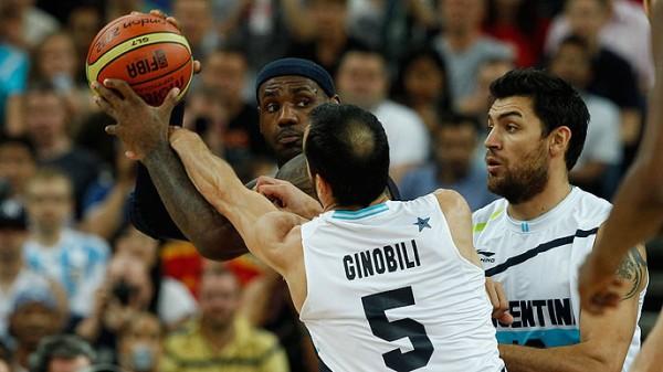 EEUU supera a Argentina en la semifinal de los Juegos Olimpicos de Londres