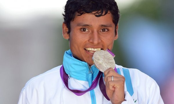 El atleta Barrondo consiguió la primera medalla olímpica de la historia de Guatemala