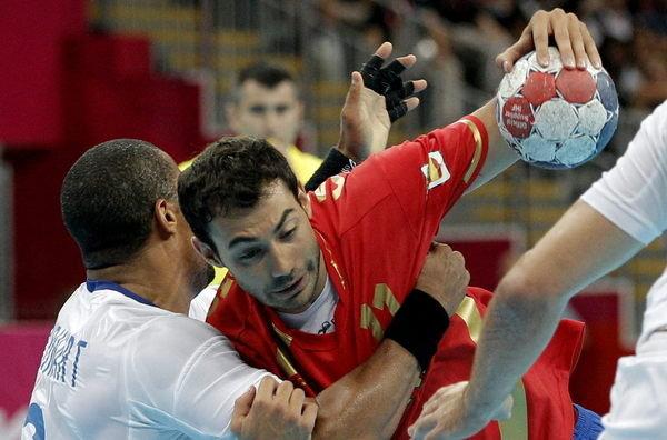 España echó de menos al mejor Dani Sarmiento ante Francia