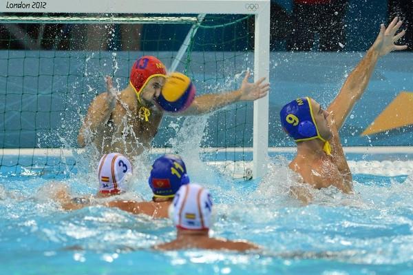 España cae en waterpolo ante Montenegro y se queda fuera de las semifinales