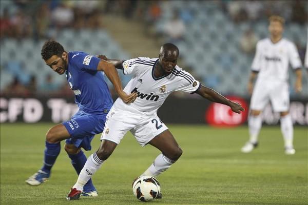 El Getafe ganó al Real Madrid en un partido para olvidar de los blancos