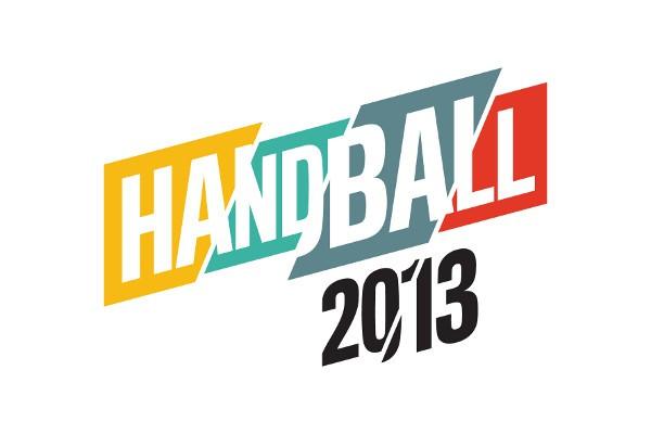 Logo del Mundial de Balonmano 2013