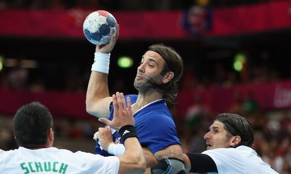 Croacia es la gran favorita a hacerse con el oro en balonmano masculino