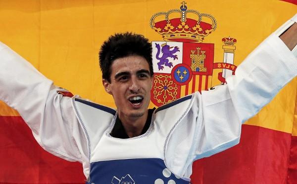 Joel González, medalla de oro en taekwondo para España