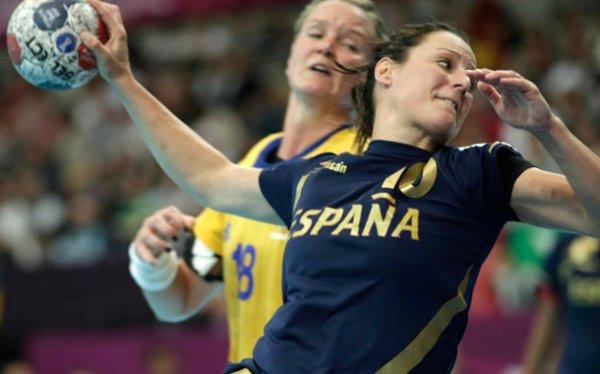 Macarena Aguilar es una de las jugadoras más destacadas del balonmano español